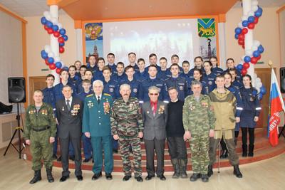 В Арсеньеве состоялась встреча с ветеранами боевых действий